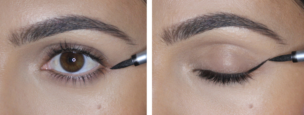 How to Do Winged Eyeliner Like a Boss Beauty Blogger | more.com