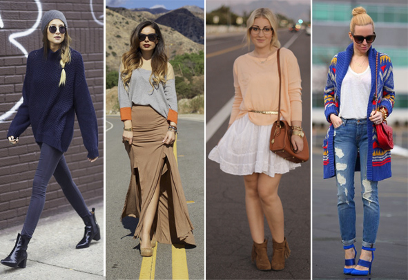 Fall Fashion Trend: Oversized Sweaters | more.com