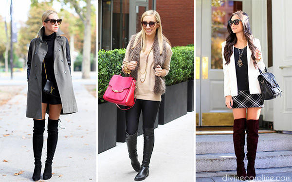 How to Style Over-the-Knee Boots | more.com