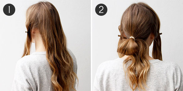 Prime Hair Updos You Can Do Yourself Borbotta Com Short Hairstyles Gunalazisus