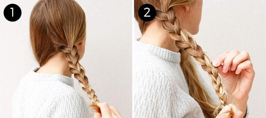 Image result for easy braids