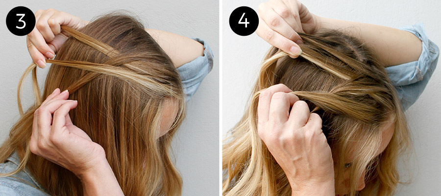 How to Create a Waterfall Braid That Wows | more.com