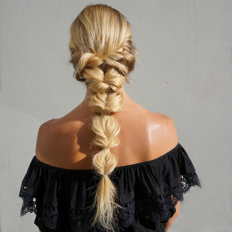 3 Easy Hairstyles for Wedding Guests | more.com