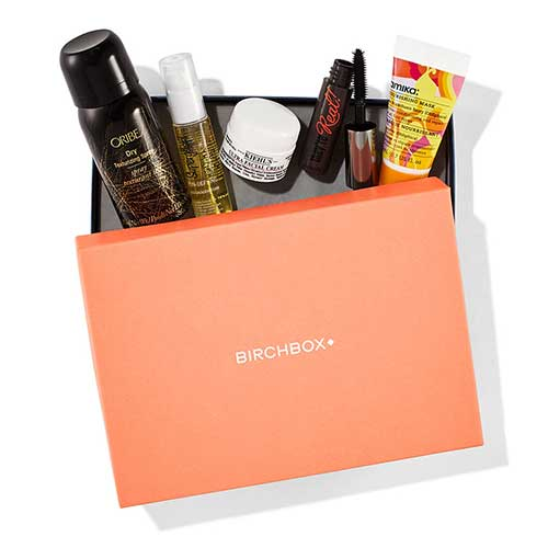beauty subscription box