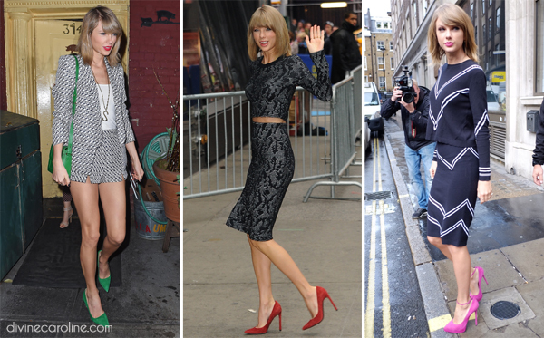 the ultimate taylor swift style guide to fall fashion