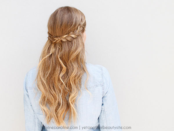 Wear This Hair Boho Braided Hairstyle How To More Com