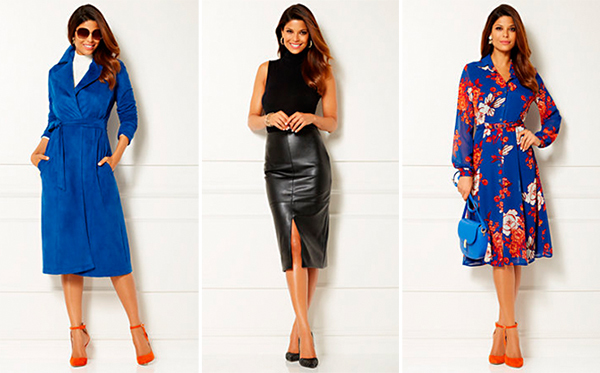 The 5 Must-Have Pieces from the Eva Mendes Collection