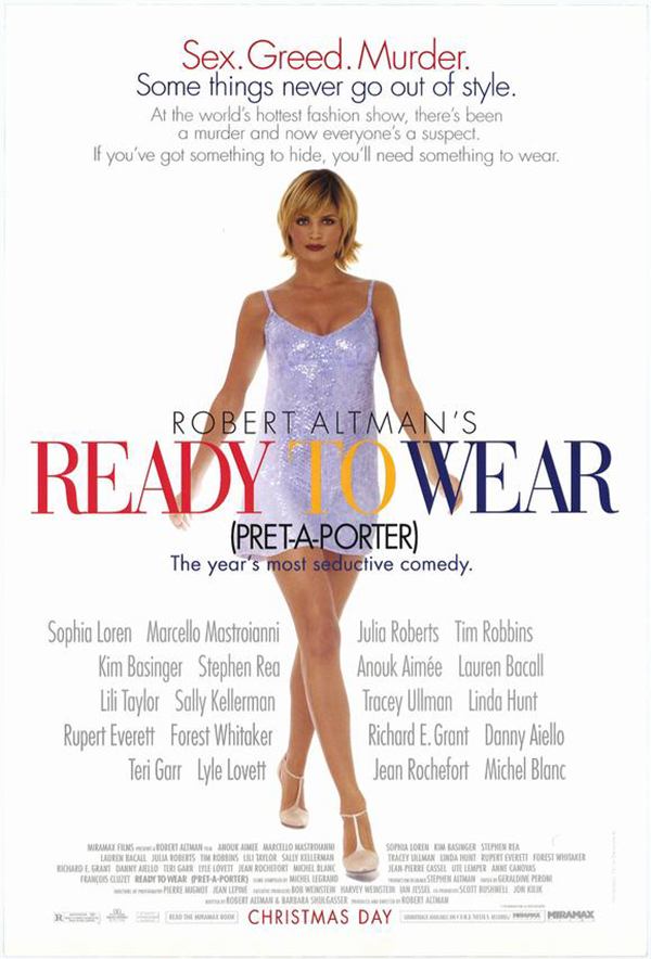 Ready To Wear Movie Poster
