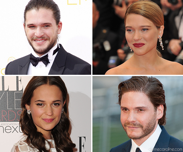 8 Foreign Actors To Watch