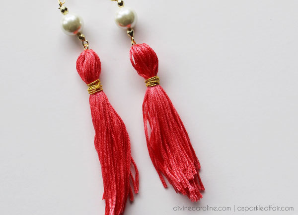 These Diy Tel Earrings Are To For And You Can Make Them Yourself Pick A Color Bead Or Beads Go With It Re All Set