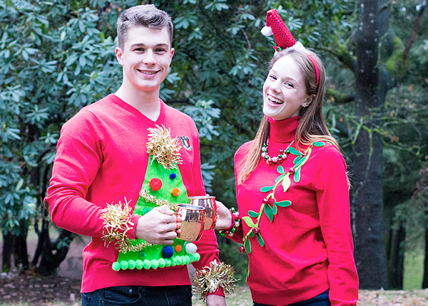 Diy an amazing ugly christmas sweater and celebrate in style more ugly christmas sweater solutioingenieria Gallery