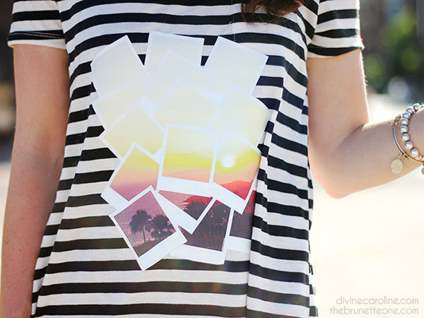 Easy DIY Graphic Tee