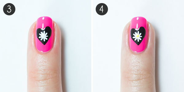 EDM Nails: Steps 3-4
