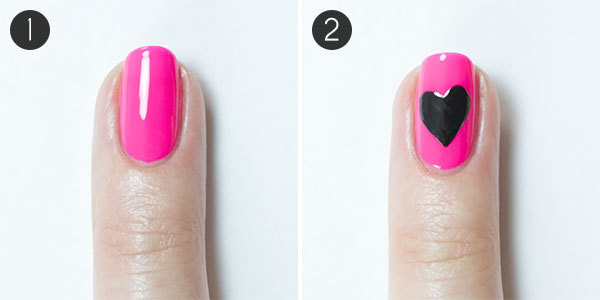 EDM Nails: Steps 1-2