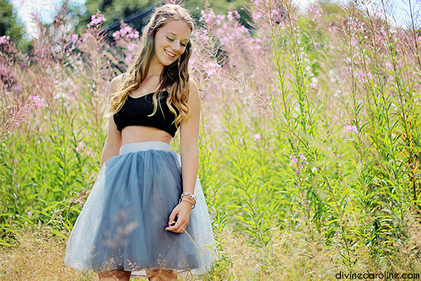 Tulle Skirts Story Image