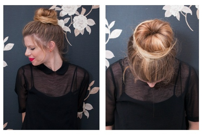 Discover The Secret To Perfect Sock Bun For Short Hair