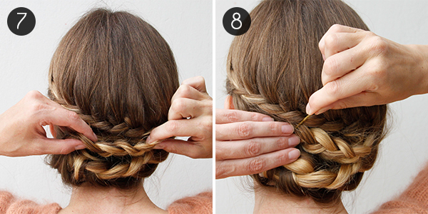 Lace Braided Updo 7&8