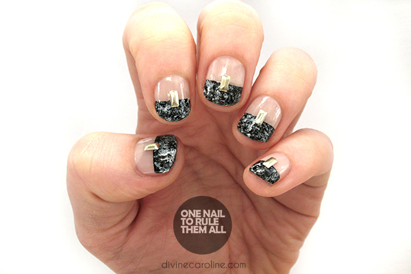 Gorgeous Marble Nail Art You Can Actually Do (No Hairspray Required!) - More