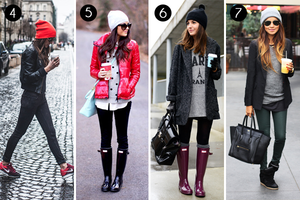 Hottest Winter Fashion Trends Head Toe More
