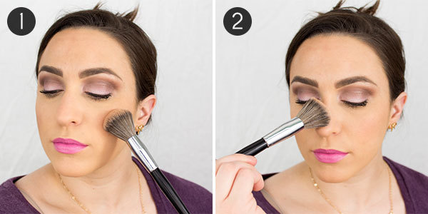 How To Apply Bronzer for a Sun Kissed Look