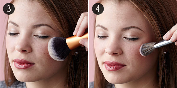 How To Apply Cream Blush For A Natural Glow More