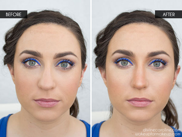 How to Fake a Nose Job with Makeup
