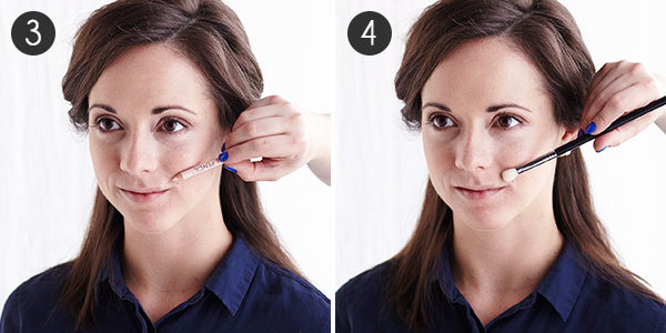 Makeup for Minimizing Scars: Steps 3-4