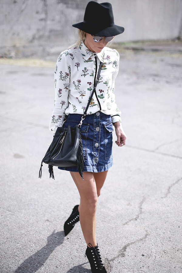 Fall Fashion Trends For Warmer Temps