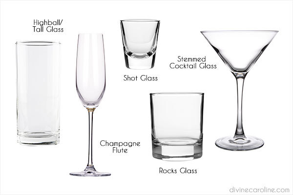 Pretty Drinking Glasses Australia