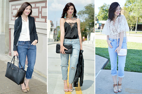 2018 shoes on feet images of retail prices How to Style Boyfriend Jeans for Any Occasion - More