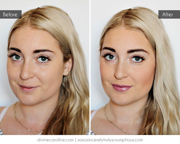Natural-Looking Makeup
