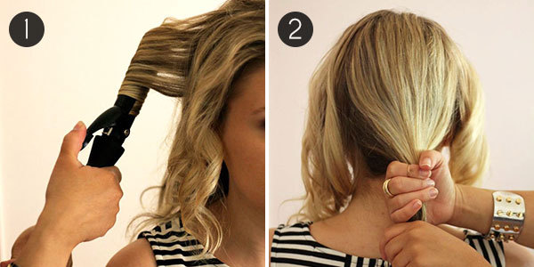 Quick And Easy Hairstyles For Medium Hair Wedding Hairstyles