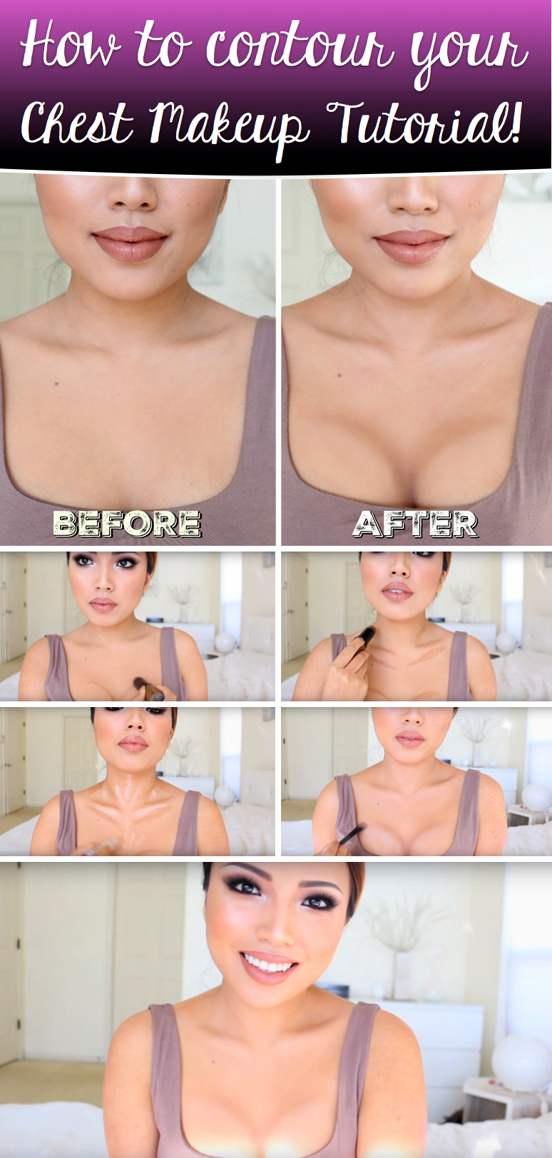 Out of ordinary boobs