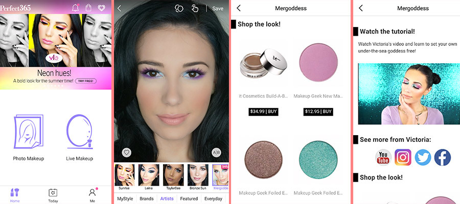 5 iPhone Apps For Keeping Track of Your Beauty Routine - More