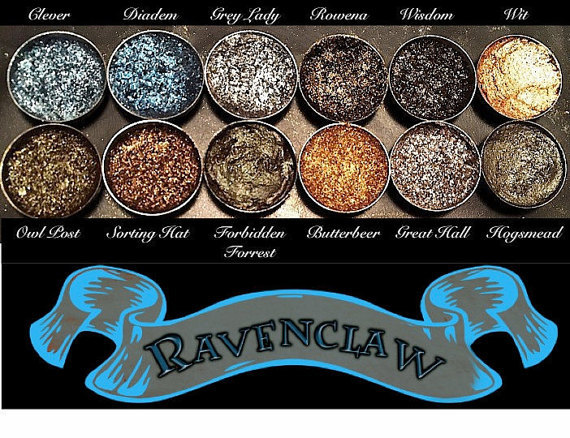 Ravenclaw Eye Shadow Palette