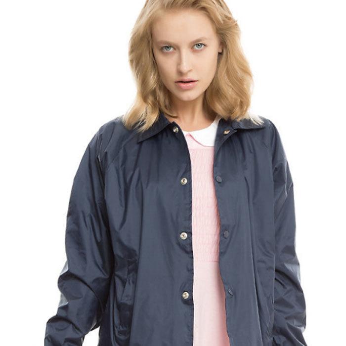 Eleven's iconic windbreaker is only available from Hot Topic!