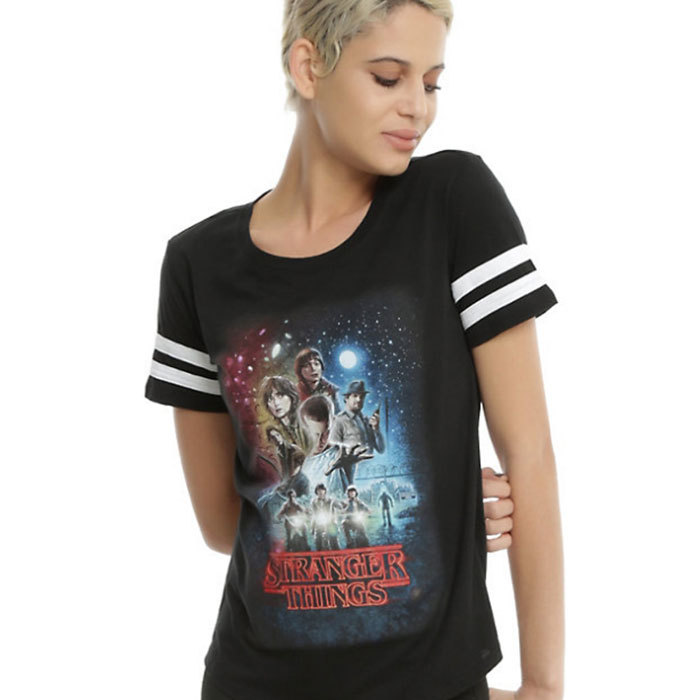 Blast from the past with this '80s-inspired tee!