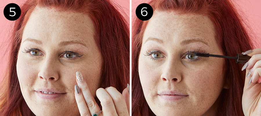 No-Makeup Makeup Steps 5 & 6