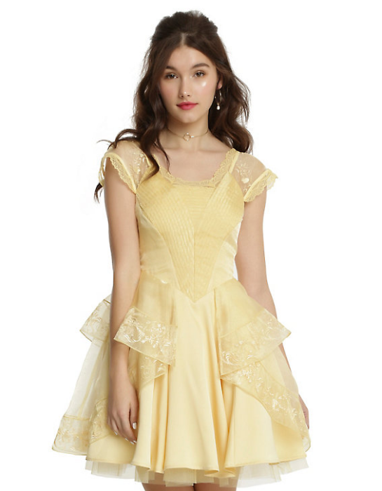 Belle Ball Gown