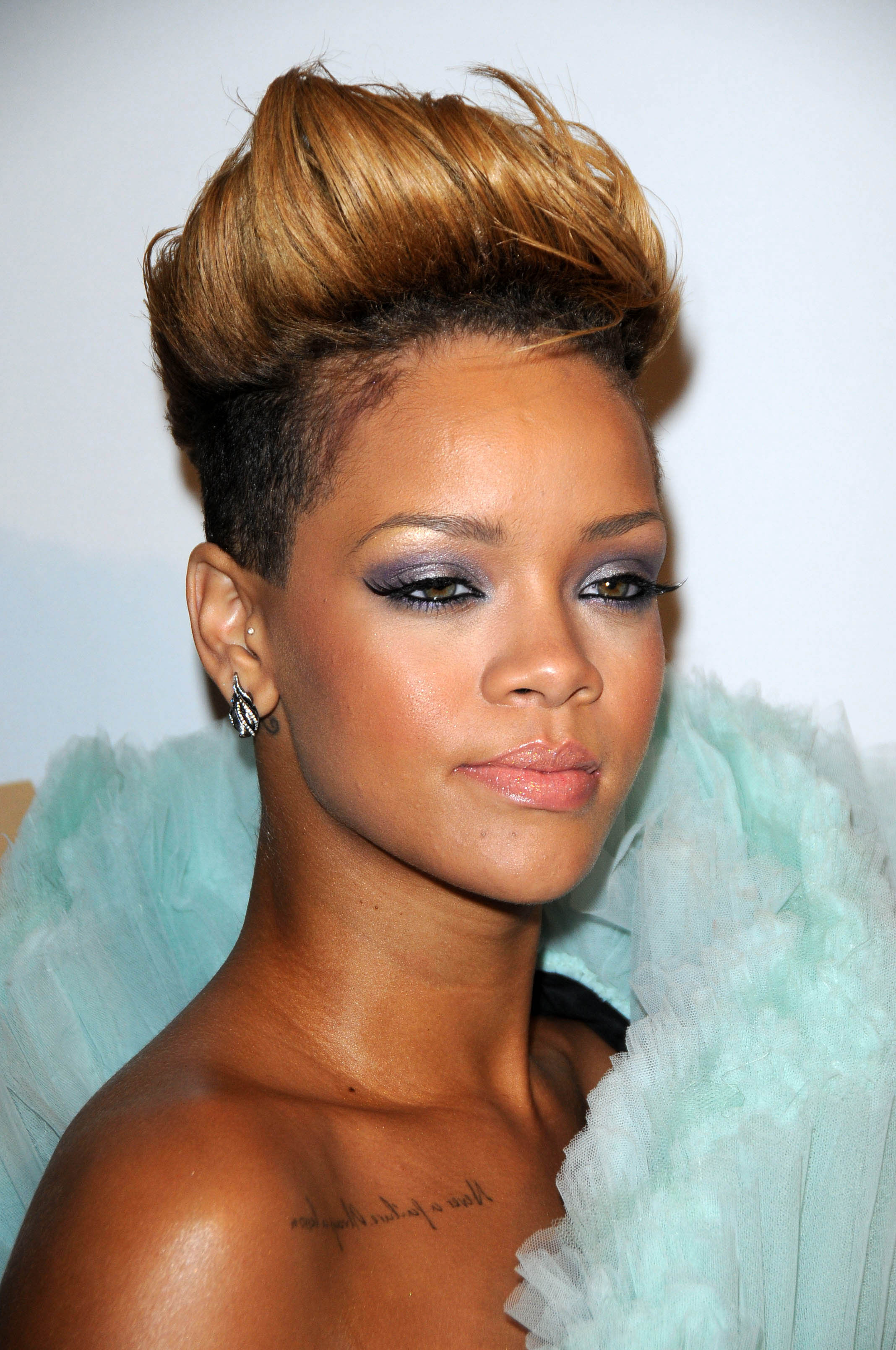 hair evolution: rihanna the hair chameleon | more