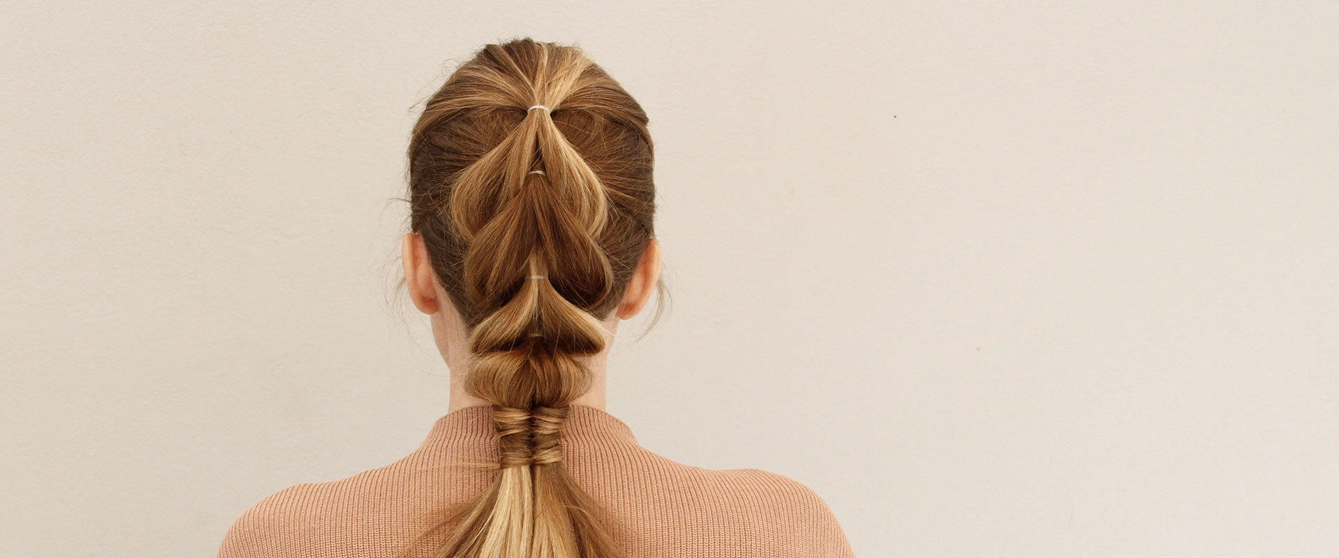 add edge to any look with this easy pull-through and infinity