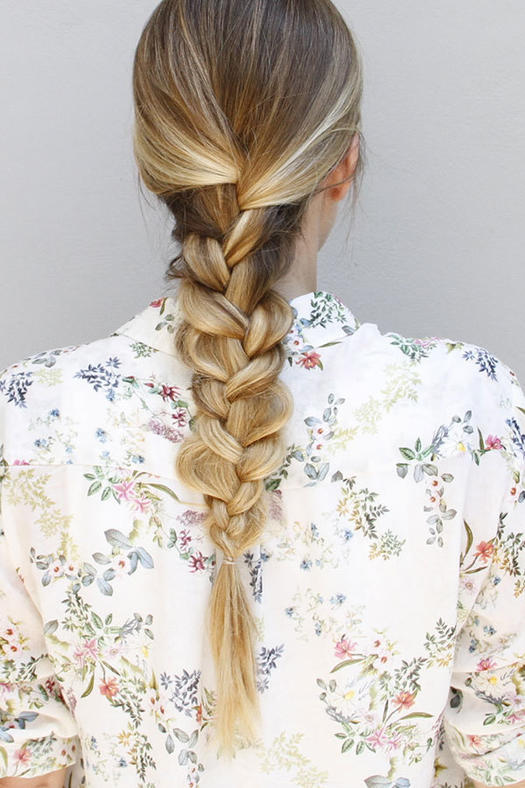 braids for long hair styles our best braided hairstyles for hair more 4130 | 600 display big braid 0