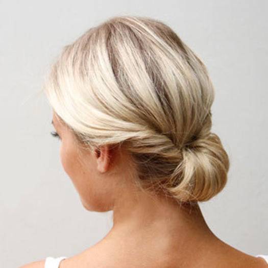 ideas for hair up styles our favorite prom hairstyles for medium length hair more 7422