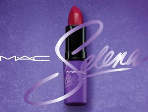 We Could Fall in Love! A First Look at the New #MACSelena Collection