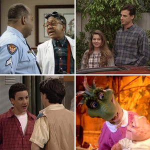 #TBT to TGIF: Your Favorite ABC Comedy TV Shows Today