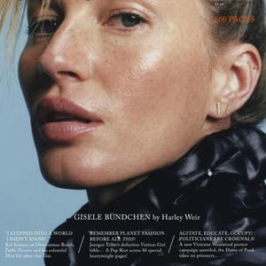 Gisele Bundchen Appears Makeup-Free on Pop Magazine Cover