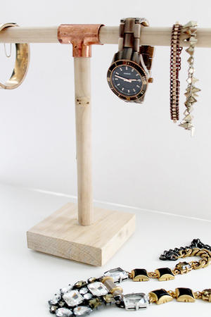 Make It: DIY Jewelry Holder for $10