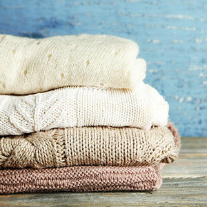 The Right Way to Care for Winter Knits