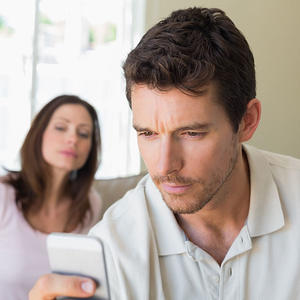 Q&A: My Husband Keeps in Touch with His Ex