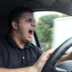 Relationship Q&A: My Husband's Road Rage Is Out of Control